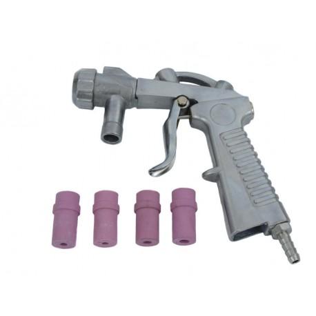 Pistolet do pisakowania + 4 dysze