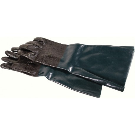Rękawice do piaskarki kabinowej