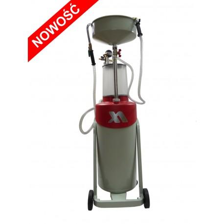 Zlewarko-wysysarka do oleju 85L