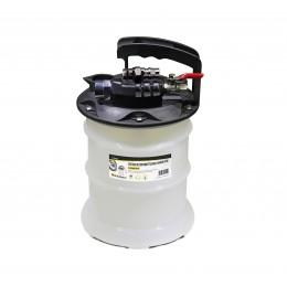Zestaw do odpowietrzenia hamulców pneumatyczny 2l