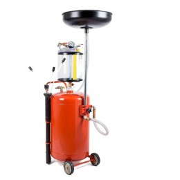 Zlewarko-wysysarka do oleju 80L